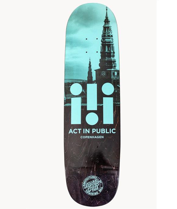 Act in public - AIP x SCS Copenhagen Towers