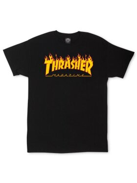 Thrasher - Flame Logo Tee