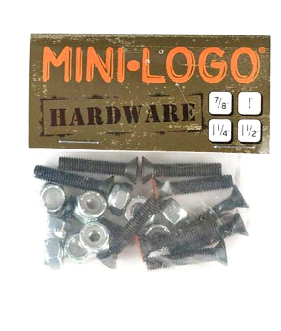 Mini Logo - Phillips bolts