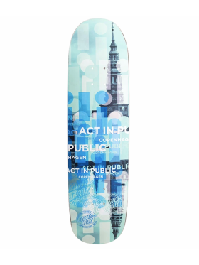 Act in public - AIP x SCS Everslick CPH Towers