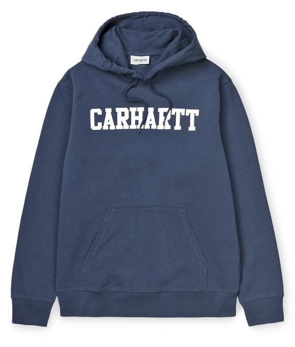 Carhartt WIP - Hooded College Script