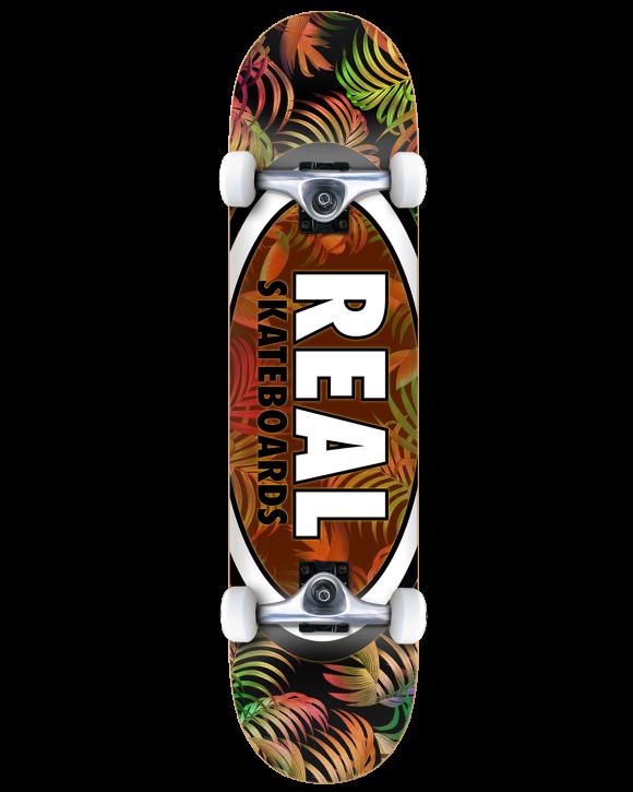 Real - Tropical ovals II