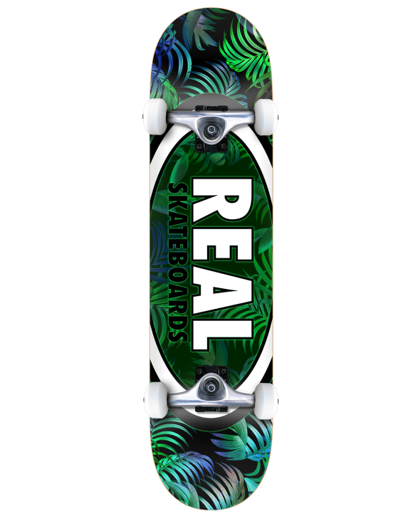 Real - Tropical ovals II