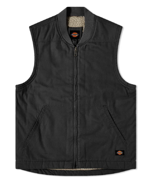 Dickies - Sherpa Lined Vest