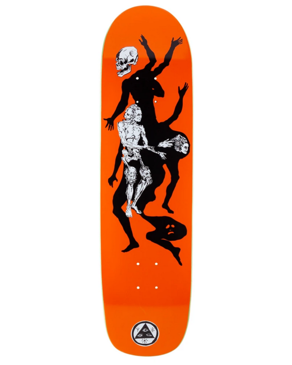 Welcome Skateboards - The magician son of Planchette