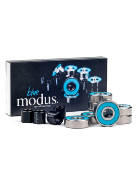 Modus Speed Bearings - Blue
