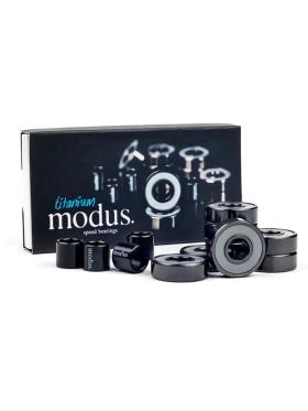 Modus Speed Bearings - Titanium