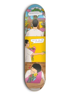 Skate Mental - JV - Flowers