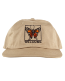 Welcome Skateboards - Butterfly Unstructured