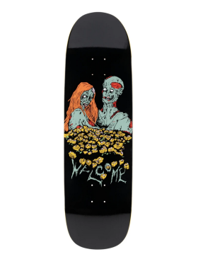 Welcome Skateboards - Zombie Love on Boline