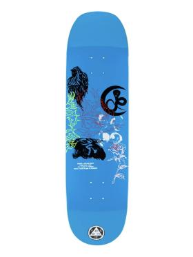 Welcome Skateboards - Flash on Moontrimmer