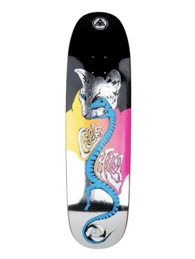 Welcome Skateboards - Miller Left Eye on Catblood