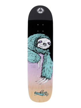 Welcome Skateboards - Sloth on Planchette