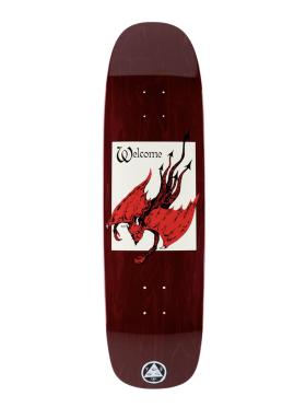 Welcome Skateboards - Unholy Diver on Golem
