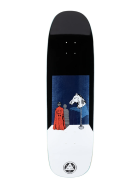 Welcome Skateboards - Haunted Horse on Golem