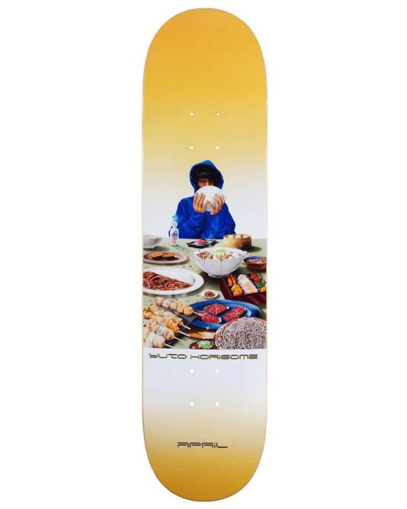 April Skateboards - Yuto Ban