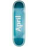 April Skateboards - April Logo