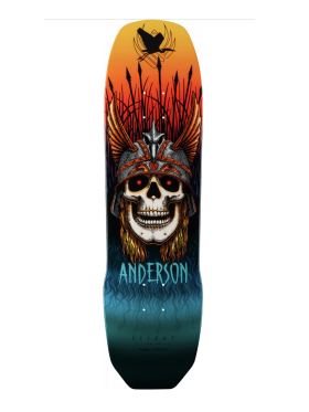 Powell Peralta - Andy Anderson - Pro Flight