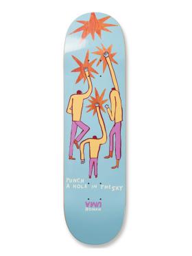 UMA Skateboards - RP - Sky Puncher