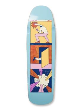 UMA Skateboards - RP - Punch and Rum Sharped