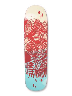 UMA Skateboards - MS - Right Side Shaped