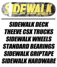 Sidewalk Complete